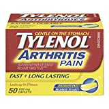 Arthritis Pain Relievers Review and Comparison
