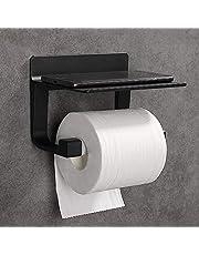 Hoomtaook Toiletpapierhouder, zonder boren