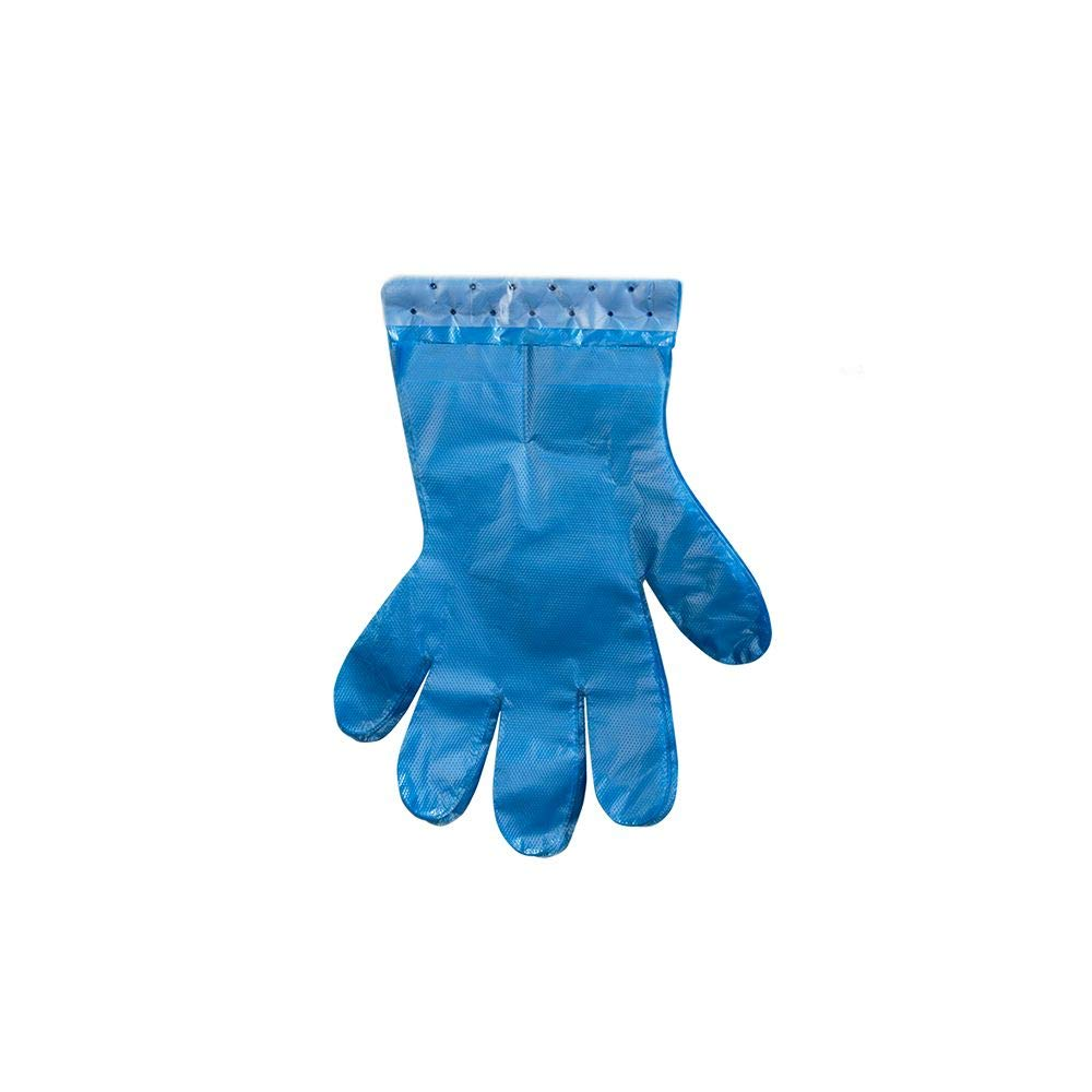 FoodHandler 104-FHQFX17 QuickFit L/XL Poly Gloves - 2000/CS