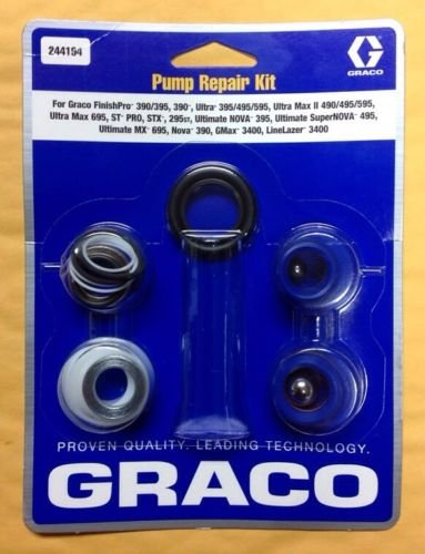 Graco 244194 244-194 Pump Repair Kit