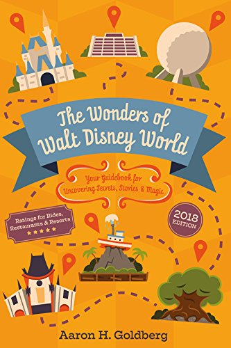 Amazon the wonders of walt disney world your guidebook for the wonders of walt disney world your guidebook for uncovering secrets stories magic fandeluxe Gallery