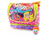 Ksimerito Distroller LUNCH BOX - Includes Food & Water Container and More ! Chamoy y Amiguis Themed
