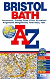 A-Z Bristol and Bath Street Atlas (Street Maps & Atlases)