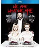 We Are What We Are [Blu-ray] [2013] [US Import]