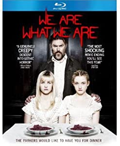 Cover Image for 'We Are What We Are'