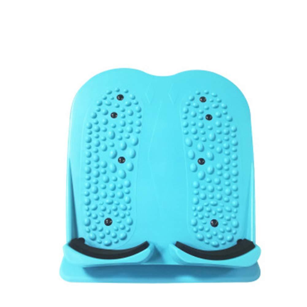 DONG Tragbar Slant Board Einstellbare Steigungsbretter zum Ermüdung reduzieren Baggern Sie den Meridian Anti-Rutsch-Design