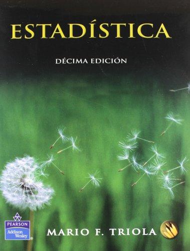 Estadistica (10th Edition) (Spanish Edition)