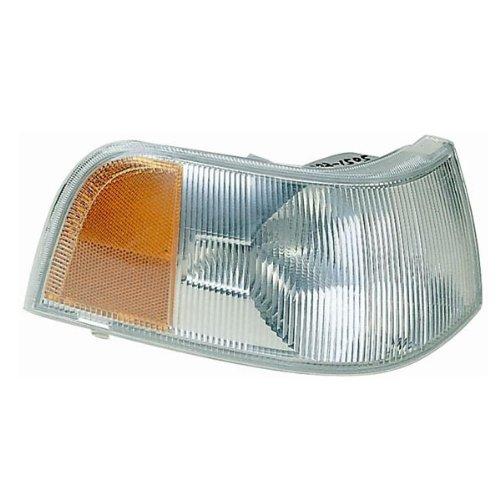 1995-1996-1997 Volvo 960 & 1997-1998 S90, V90 Park Corner Light Turn Signal Marker Lamp Right Passenger Side (95 96 97 98)