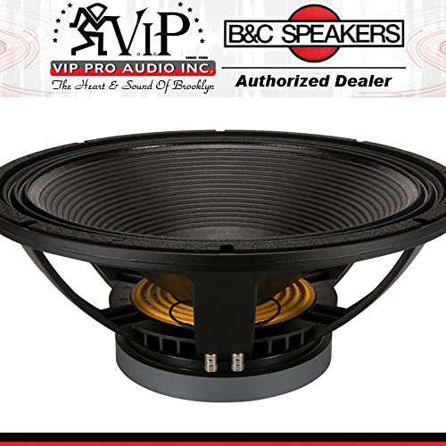 (B&C 18TBX100 18-Inch Subwoofer Car and DJ)