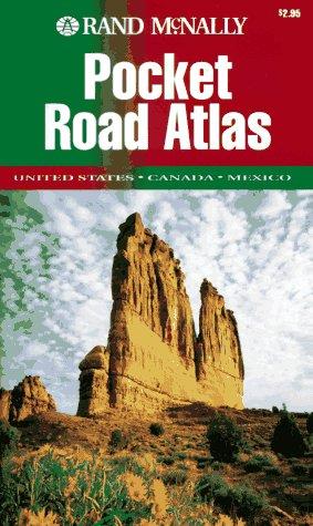 Pocket Road Atlas - Rand McNally Pocket Road Atlas: United States, Canada, Mexico