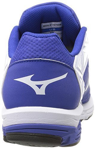 Mizuno Usa Mens Mens Wave Swagger 2 Trainer Baseball Cleat Royal/White FuXLt