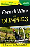 img - for French Wine For Dummies book / textbook / text book