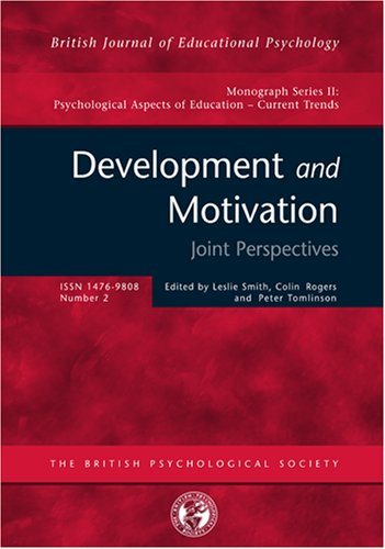 Development and Motivation: Joint Perspectives