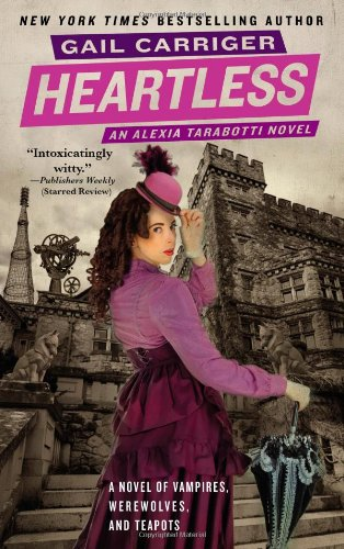 book cover of Heartless