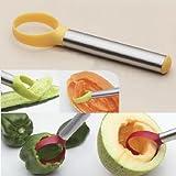 Watermelon fruit knife pulp fruit baller fruit knife carving knives fruit slicer pulp