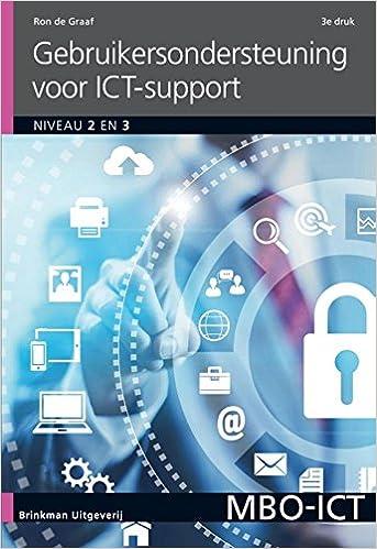 Gebruikersondersteuning voor ICT support (MBO-ICT): Amazon.es ...