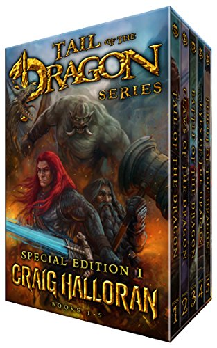Special Value Edition Bundle - Tail of the Dragon Special Edition #1 (The Chronicles of Dragon Series 2: Books 1-5)