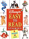 Disney's Easy to Read Stories, Mouse Works Staff and Disney Book Group Staff, 0786832444
