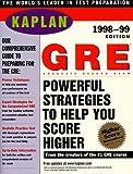 Kaplan GRE, 1998-1999, Kaplan Educational Center Staff, 0684847574