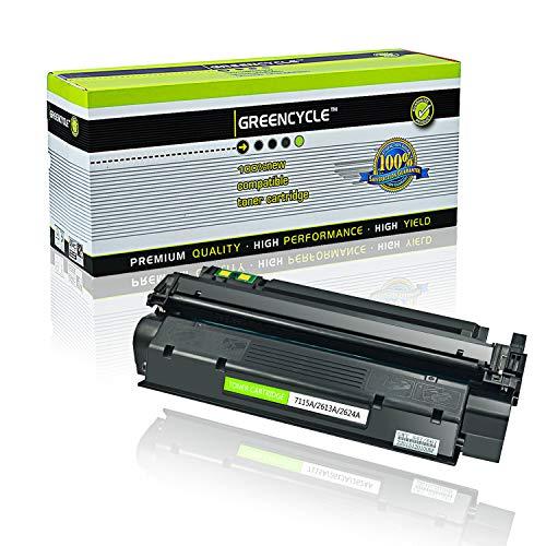 GREENCYCLE Replacement 13A Q2613A Toner Cartridge for HP Laserjet 1300 Laserjet 1300n Printer (Hp Q2613x)