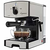 Capresso EC50 Espresso-Machine and Cappuccino Maker