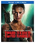 Cover Image for 'Tomb Raider [Blu-ray + DVD + Digital]'