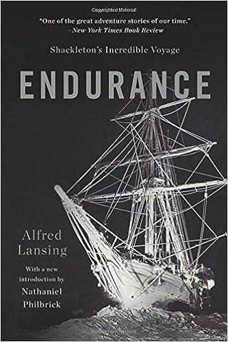 endurance book cover
