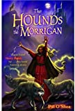 Front cover for the book The Hounds of the Morrigan by Pat O'Shea