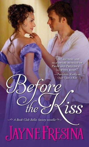 Before the Kiss: A Book Club Belles Society novella