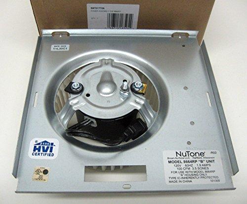 Nutone Housing Exhaust Fan - 7