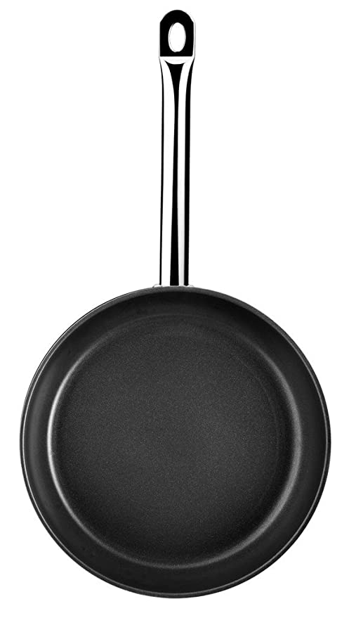 BRA Profesional - Sartén, 20 cm, Acero Inoxidable 18/10, con Antiadherente Teflon Platinum Plus: Amazon.es: Hogar