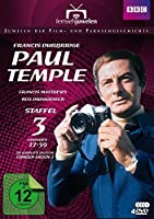 Francis Durbridge - Paul Temple - Staffel 3