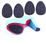 Sunmel 2 Pairs Anti-slip High-heeled Shoes Sole Protector Pads Sticker, Non-slip Grip Cushion Sticker (2 pairs)