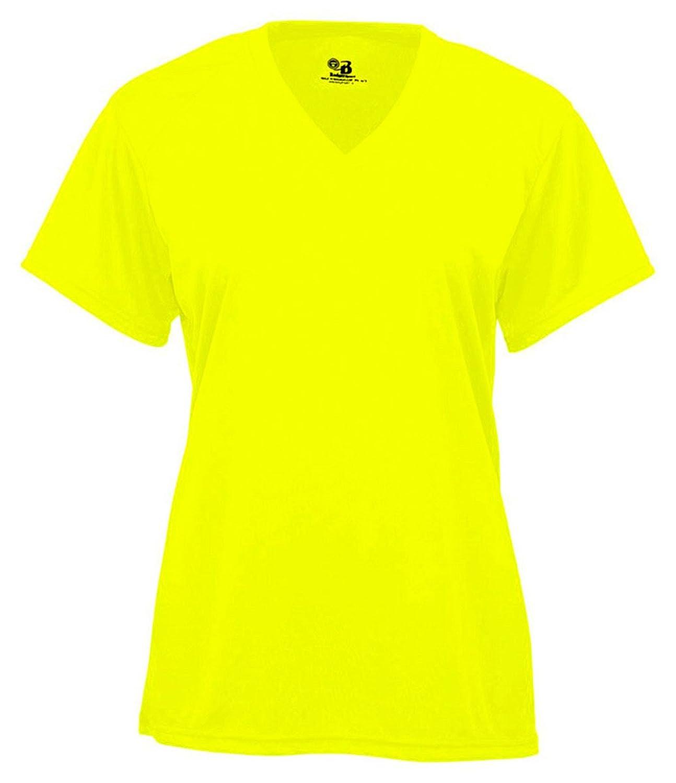 Badger Women's B-Core Self-Fabric Double-Needle Hem T-Shirt