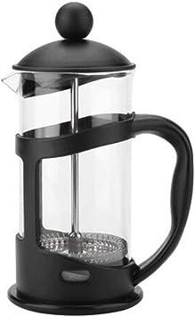 Haihuic Prensa Francesa Cafetera 12 onzas 350 ml Tetera Filtro de o Inoxidable