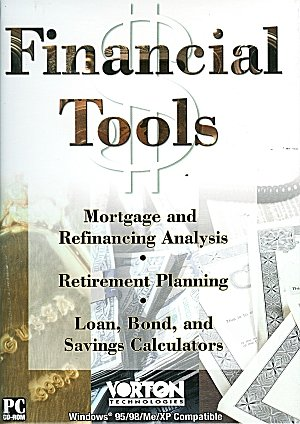 Financial Tools (PC CD Boxed)