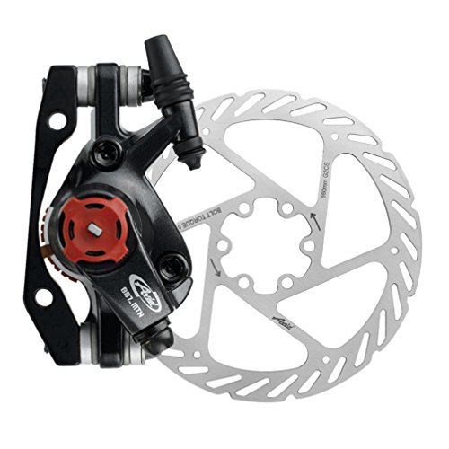 Avid BB7 Mechanical Front/Rear Disc Brake with 180mm G2 Clean Sweep Rotor