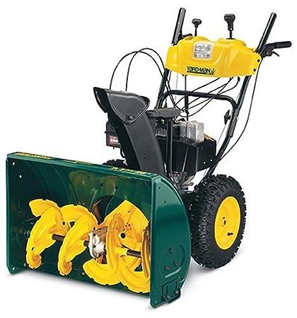 Amazon com : Yard-Man 31AE5KLF701 9 5HP 26-Inch 2-Stage Snow