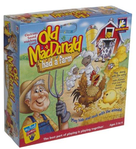 Milton Bradley Hasbro - Old MacDonald had a farm by Hasbro by Milton Bradley