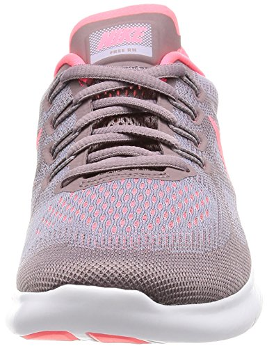 Free taupe Peach Nike 2017 hot Uk Purple provence 5 ice Grey Shoes Rn 3 Women 's 36 Running Punch 5 Eu EwCCzqn