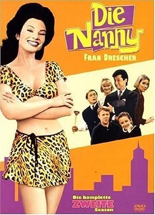 Die Nanny Die Komplette Zweite Season 3 Dvds Amazonde Fran