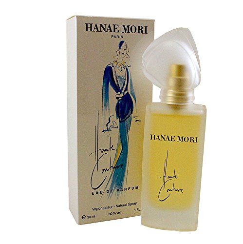 (Hanae Mori Haute Couture By Hanae Mori For Women. Eau De Parfum Spray 1 Ounces )