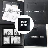 RECUTMS Photo Album Self Adhesive Magnetic DIY