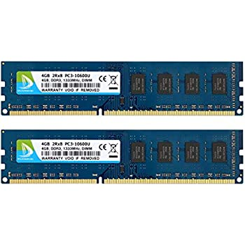 Kingston Technology 4GB 1333 MHz 240-Pin DDR3 SDRAM Memory ...