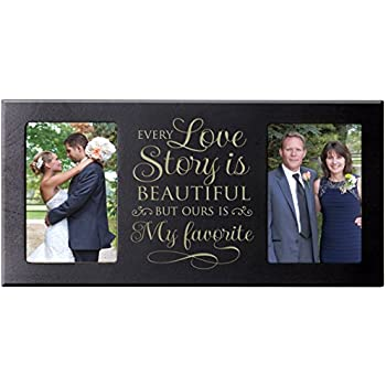 Amazon.com - Personalized Parent Wedding Gifts, Picture Frame for ...