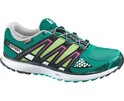 40 Para Zapatilla Scream Gtx Salomon Tierra Women's 7 Correr De X q7wzwF