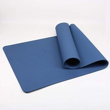JK Estera de Yoga TPE monocromática / 183 * 80 * 6 mm/Estera ...