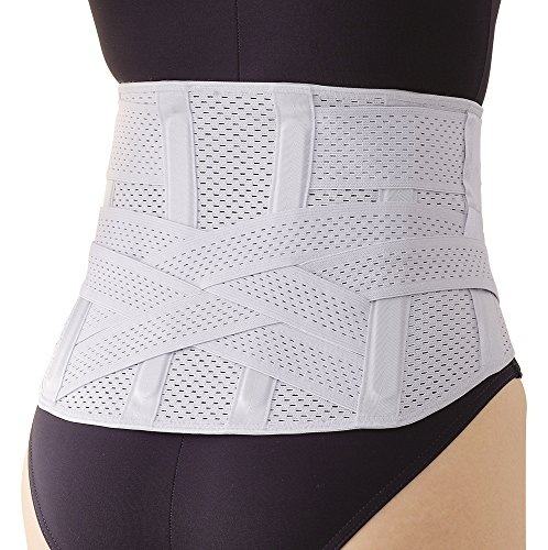 Low back pain (lumbar pain) support belt which doctor made.