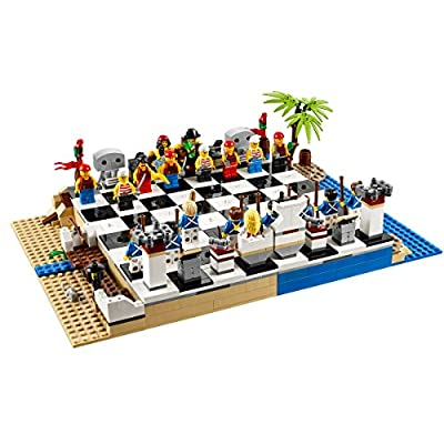 LEGO Pirates Chess Set #40158: Toys & Games