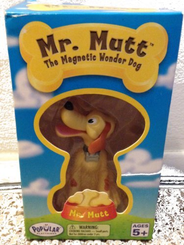 [Mr Mutt Magnetic Wonder Dog Toy by Popular Playthings] (Dog Magnetic Toy)